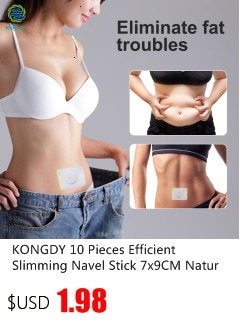 KONGDY 10 Pieces/Bag Drop Ship Weight Lose Paste Navel Slim Patch Health Care Slimming Patch Products Fat Burning Detox Adhesive