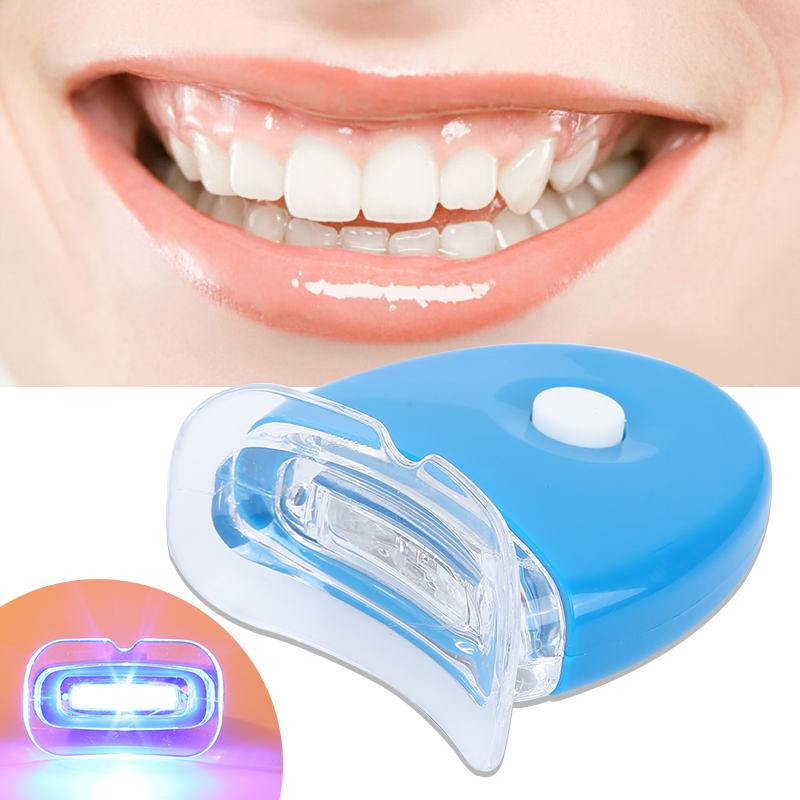 1PCS Mini Tooth Care Whitening Teeth Whitener White Light Dental Treatment oral care Tool TSLM1