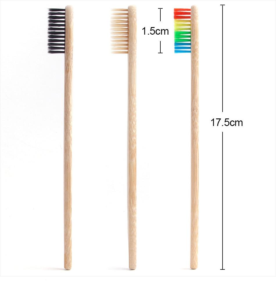 Charcoal Teeth Whitening Powder + Bamboo Toothbrush Oral Care Teeth Whitener Dental Charcoal Powder Wooden Toothbrush Hygiene