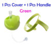 Green Cover x Handle