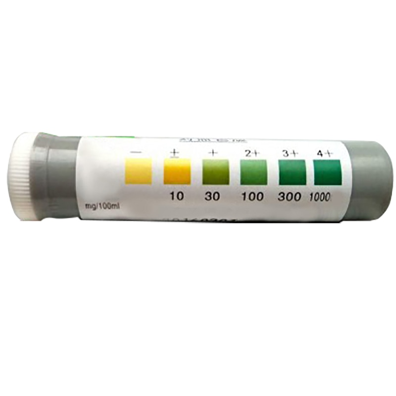 20pcs/set Urine Protein Test Strips Kidney Urinary Tract Infection UTI Check Convenient Fast Accuracy Body Health Tester