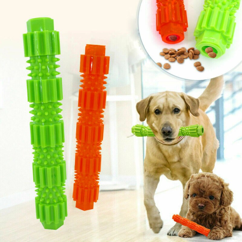 Pets Toothbrush Teeth Cleaning Chew Toy Toothbrush Stick for Small, Medium and Large Dogs Oral Teeth Care cleaning Mouth