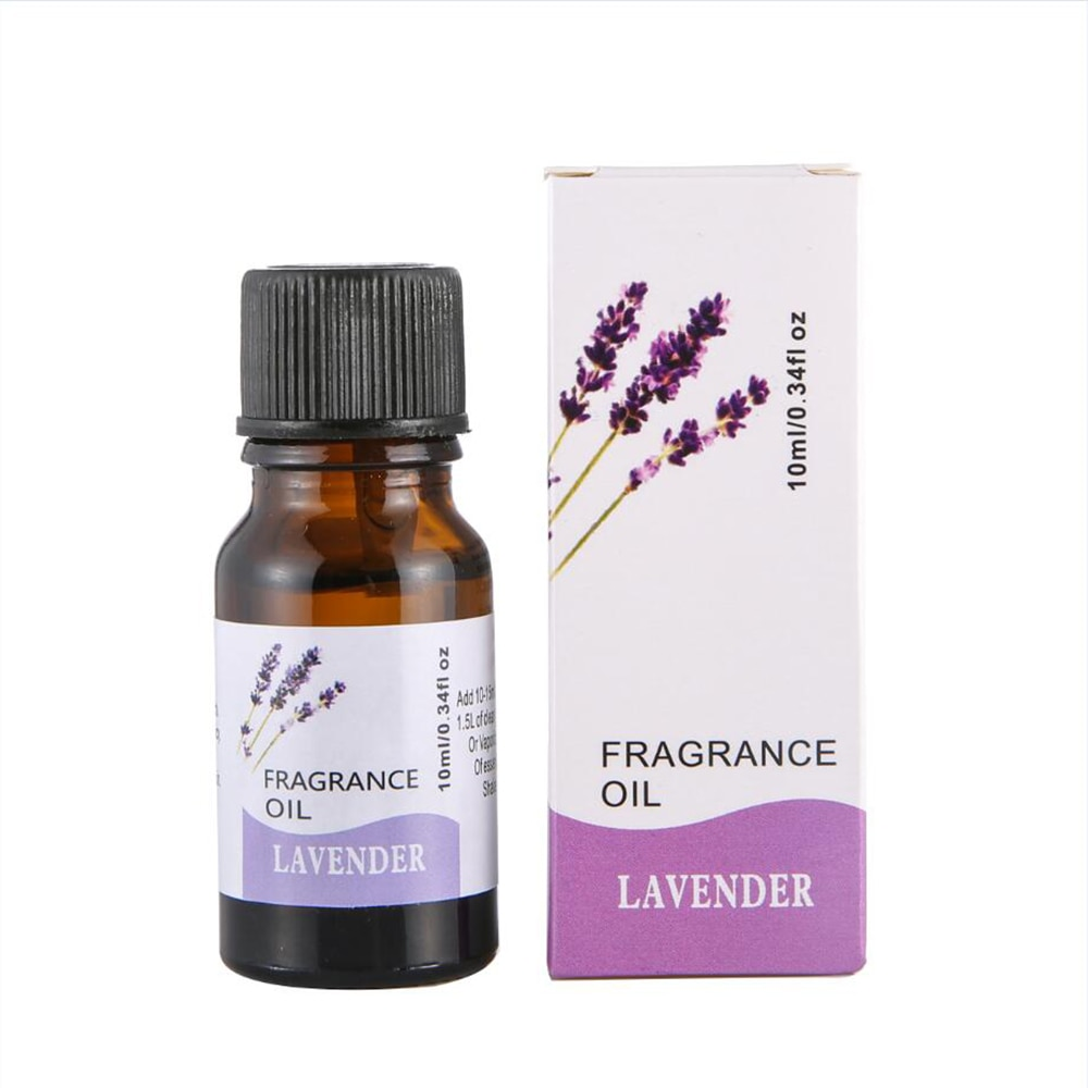 10ml Water-soluble Flower Fruit Plant Essential Oil Relieve Stress Humidifier Fragrance Lamp Air Freshening Aromatherapy TSLM1