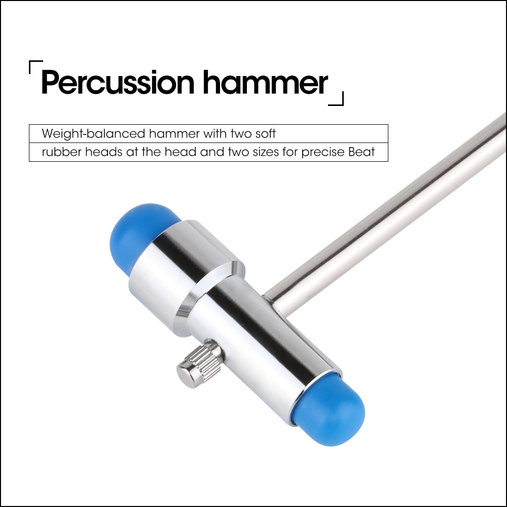 RZ Percussion Hammer Neurological Reflex Medical Surgical Medical Healthy Diagnostic Check Hammer Tayler Hammer Healthy Care