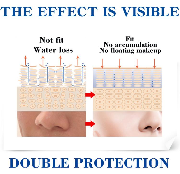 Super Sunscreen SPF50+ Whitening Repair Sunblock Skin Protective Cream Anti-sensitive Oil-control Moisturizing Isolation