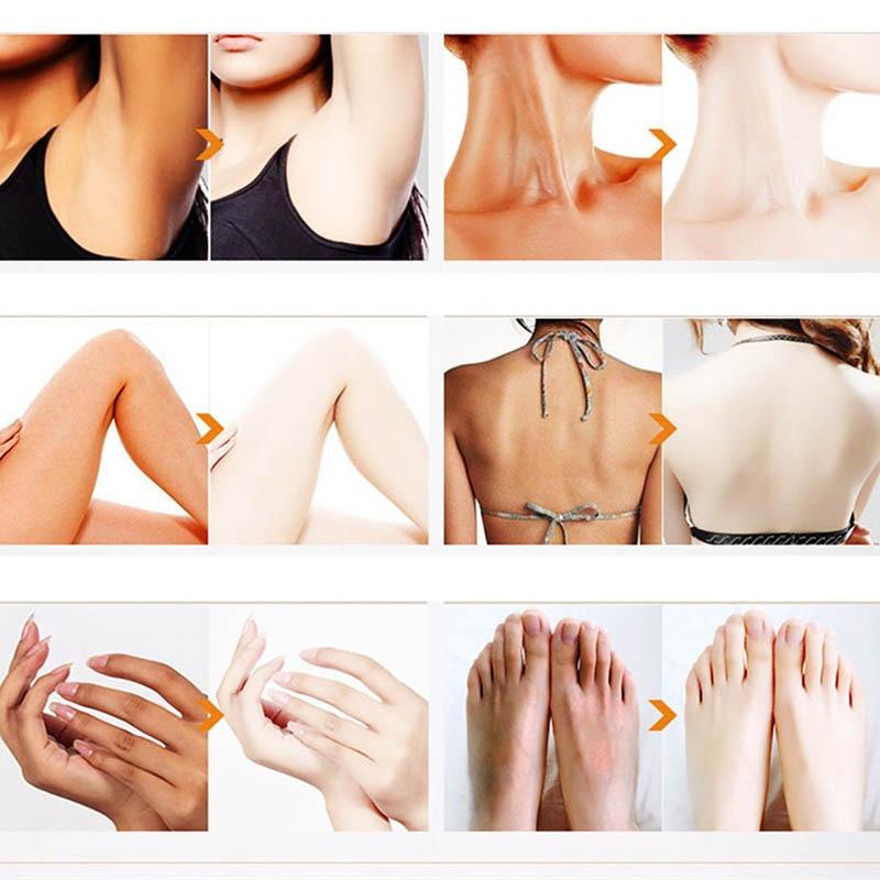 100g Vitamin C Carrot Bleaching Face Body Cream Skin Whitening Moisturizing Body Lotion Skin Lightening Cream Anti-Dry 2019 New
