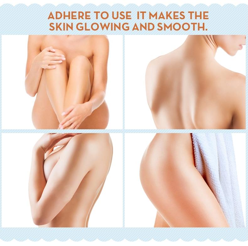 New factory price moisturizing brightening whitening skin body lotion for winter