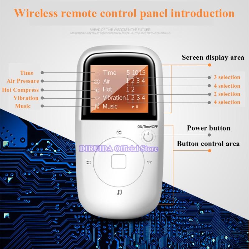 Original NEW Smart Wireless Eye Massager Eye Health Care Machine Visual Protection Device Music & Vibration Relaxation Nursing