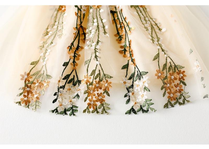 2019 Brand New Girls' Clothing Baby Summer Dress Ruffle Sleevele Princess Frocks Big-bow Fashion Kids Baby Girl Dress 3-7