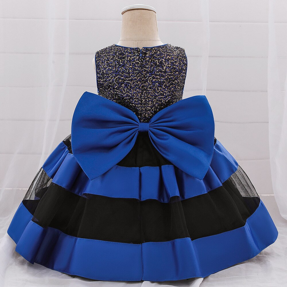 2020 Fashion Sequins Flower Girl Dress Party Wedding Birthday Princess Baby Girl's Clothing Girls' Clothing Children's Dresses
