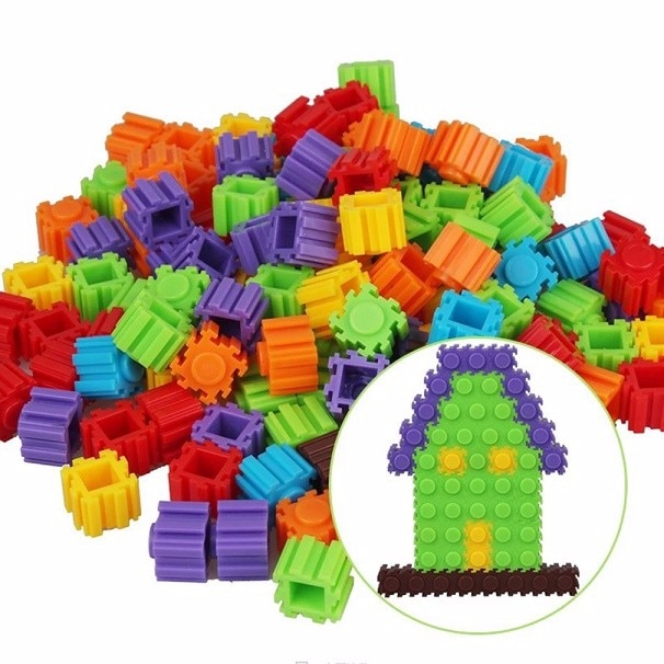 Building Kids Baby Toy DIY Puzzle Educational Learning