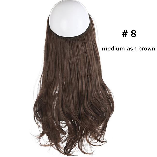 Medium Ash Brown