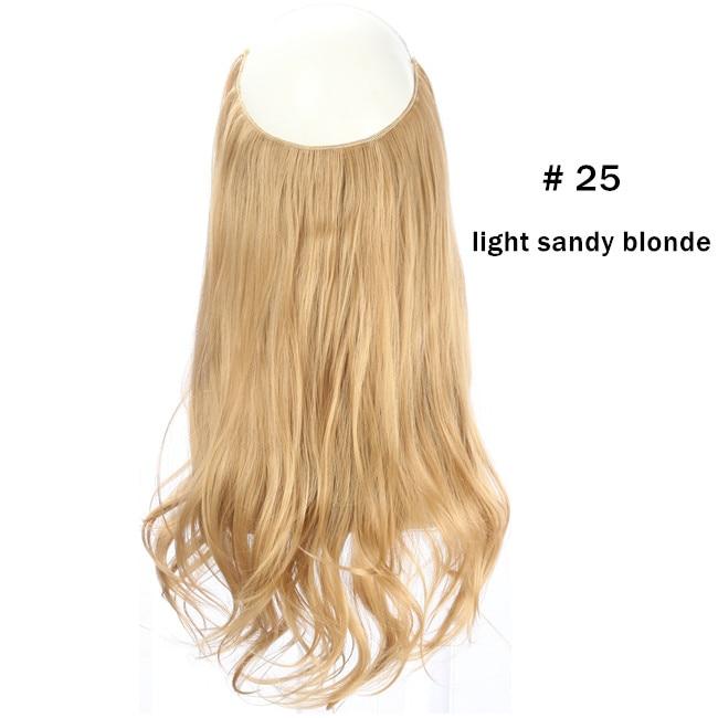 Light Sandy Blonde