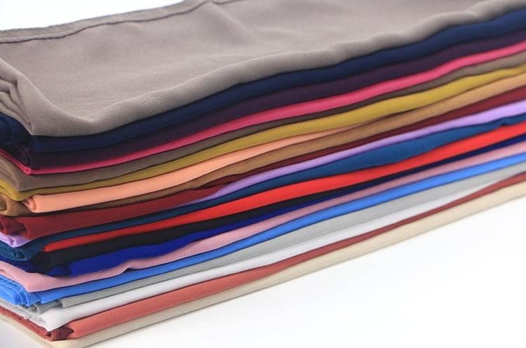 chiffon hijab women plain bubble chiffon scarf hijab wrap printe solid color shawls headband muslim hijabs scarves scarf
