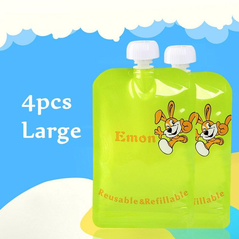 4pcs Large