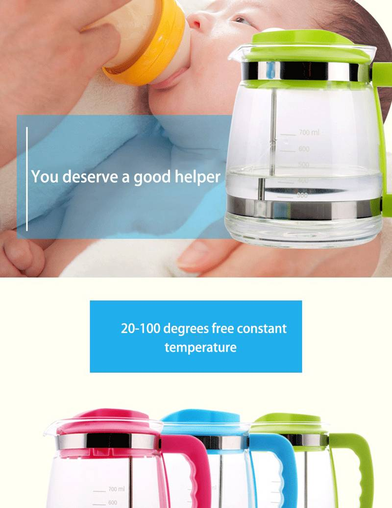 Multifunctional Baby Bottle Food Warmer Sterilizer Heater with Indicator Milk Warm Device for Baby Feeding Accessories