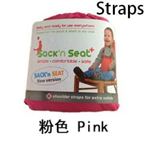 Pink-shoulder belt