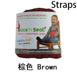 Brown-shoulder belt