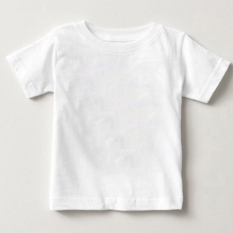 Pure white T-shirt