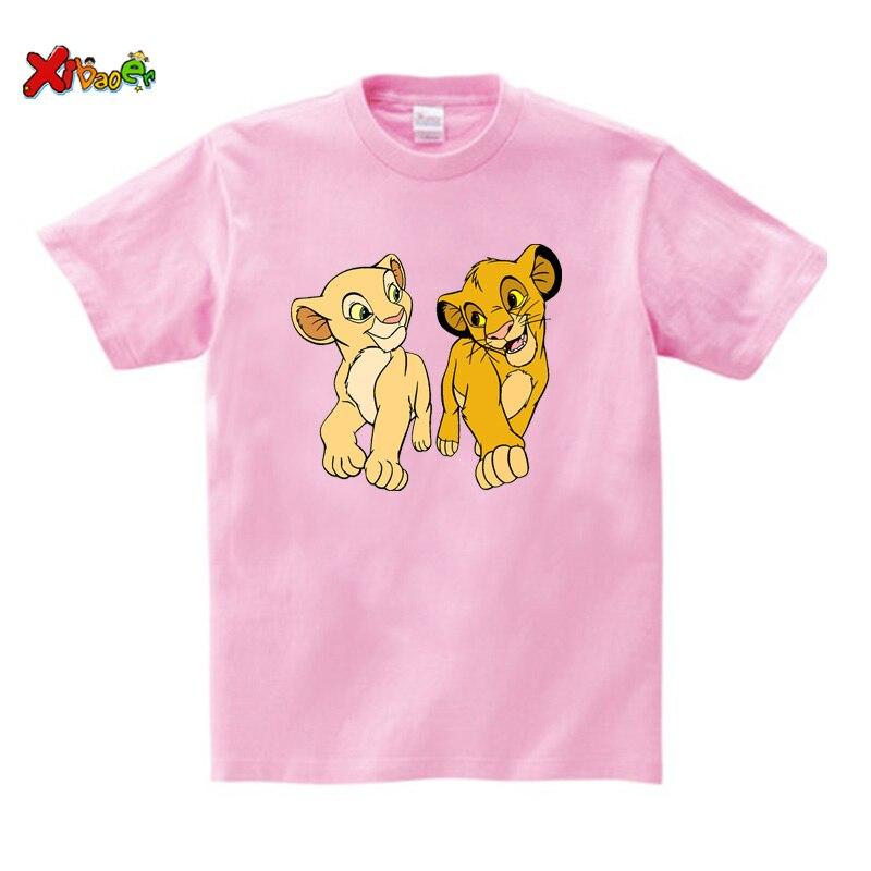 kids t shirt pink