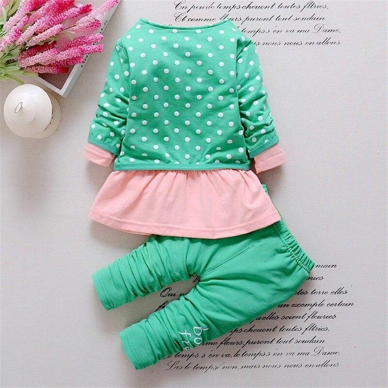 Infant Formal uniform suit 2020 Baby girls Wedding Clothing Sets Newborn children Bow tie jacket + pants toddler clothes