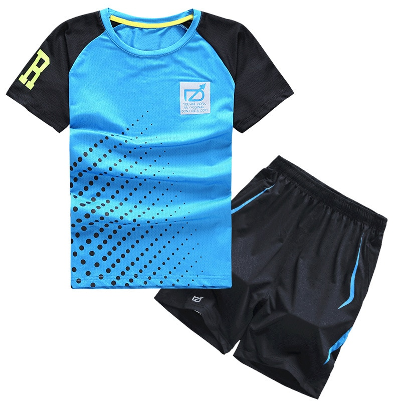 Football Suit Children Basket Boys Child Clothing Set Summer Soccer Teenage Sport Kids Toddler Clothes For 5 6 8 10 12 Years