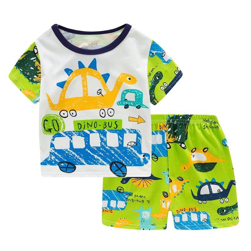 short sleeve pajamas
