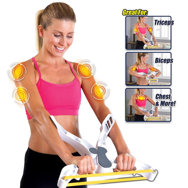 Wonder Arm Strength Brawn Training Device Gym Fitness Equipment Grip Strength Trainer Forearm Wrist Exerciser Force Fitness Tool