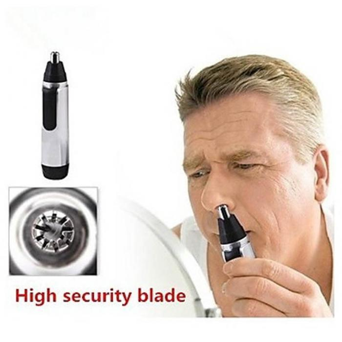 Hot sale Electric Ear Nose Trimmer Face Hair Trimmer for Men's Personal Shaver Clipper Cleaner Hair Removal Face Care Tool