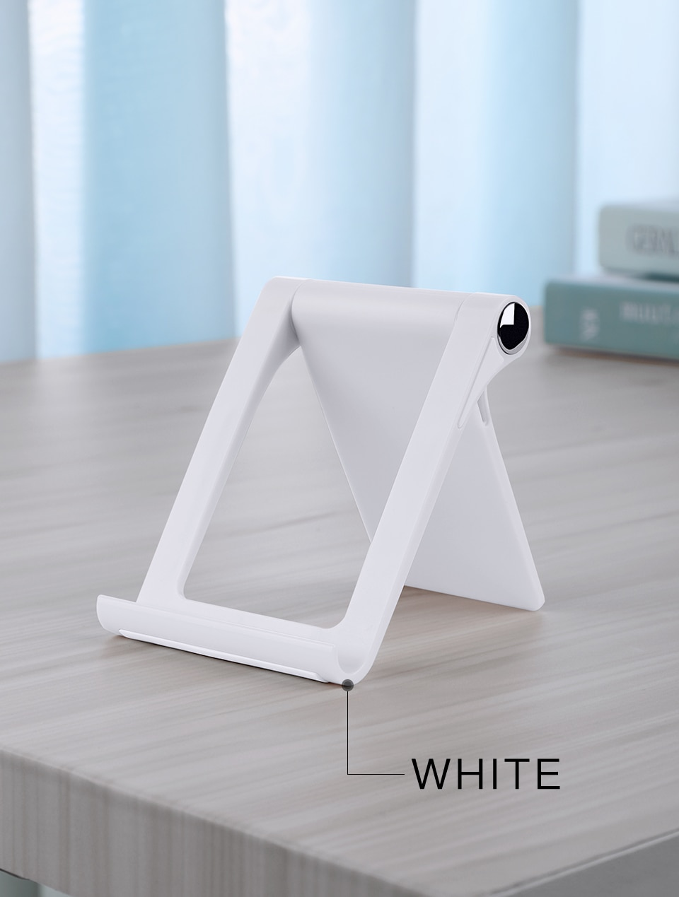KUULAA Mobile Phone Holder Stand Cell Phone Support Desktop Tablet Stand for iPhone iPad Samsung Huawei Portable Universal Stand