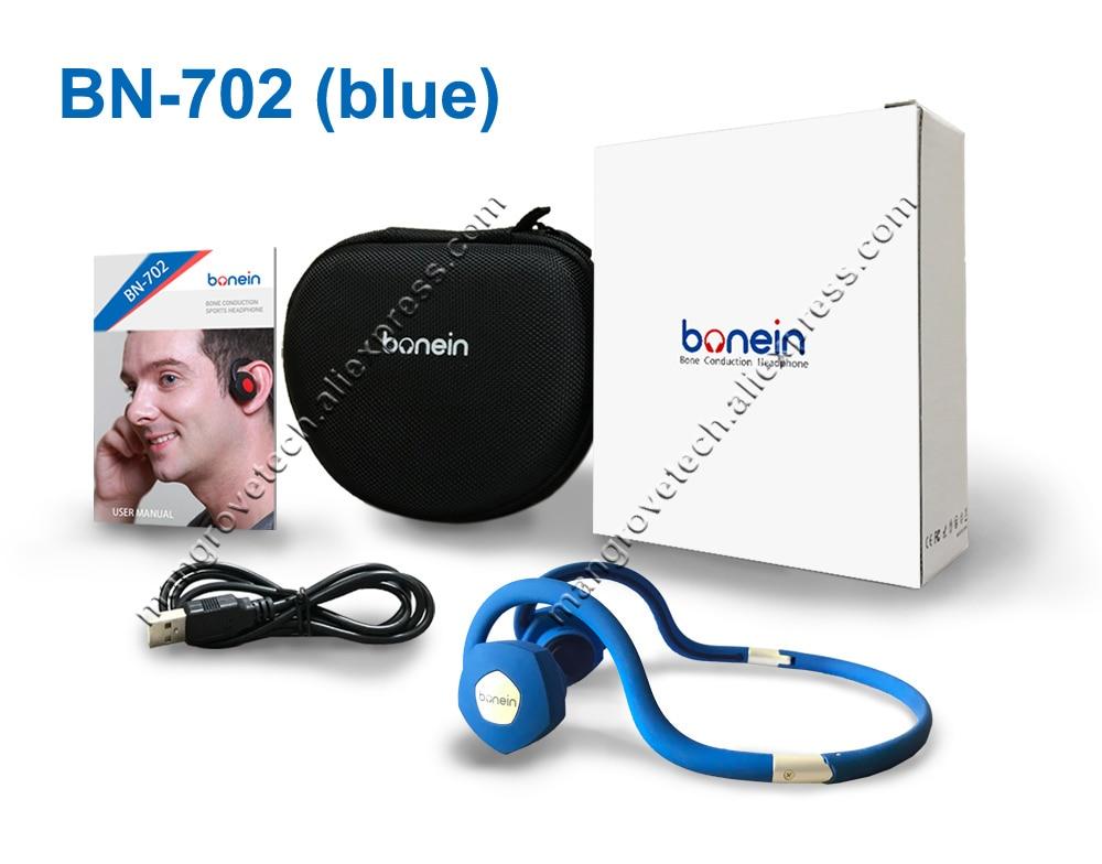 BN702T Hearing Aid Earphone Wireless Bone Conduction Headphone sound amplifier sport Bluetooth TV earphone built-in  battery