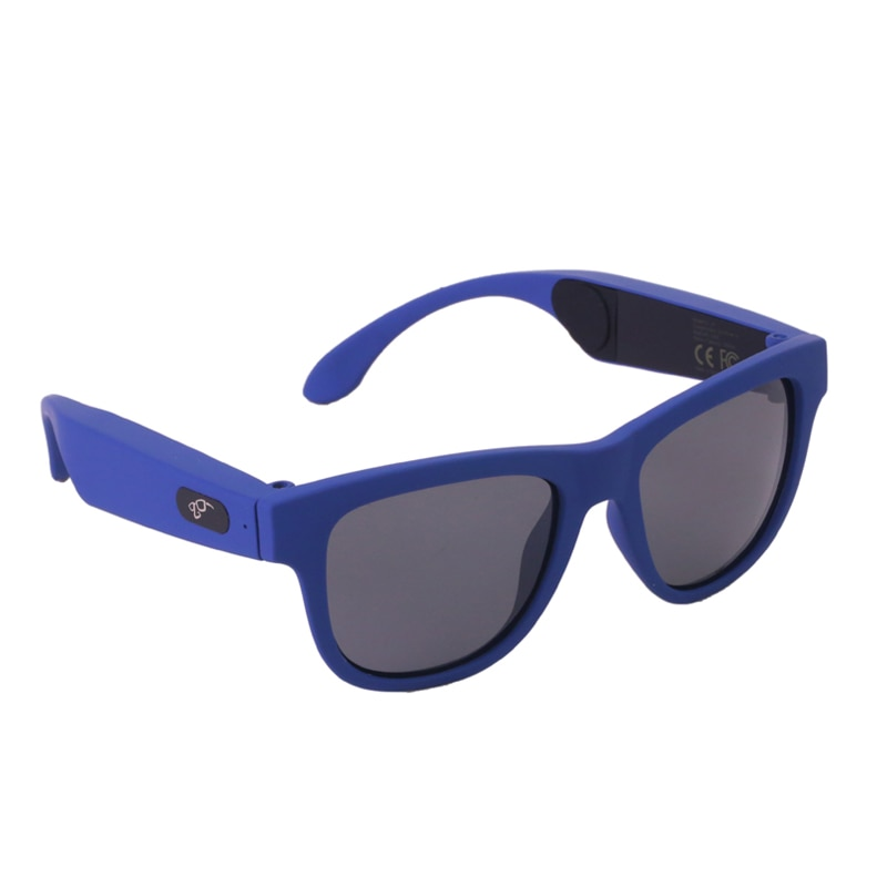 Bluetooth Headphone Polarized Sunglasses Bone Conduction Running Earphone Hiking Headset Hearing Aid With Touch control