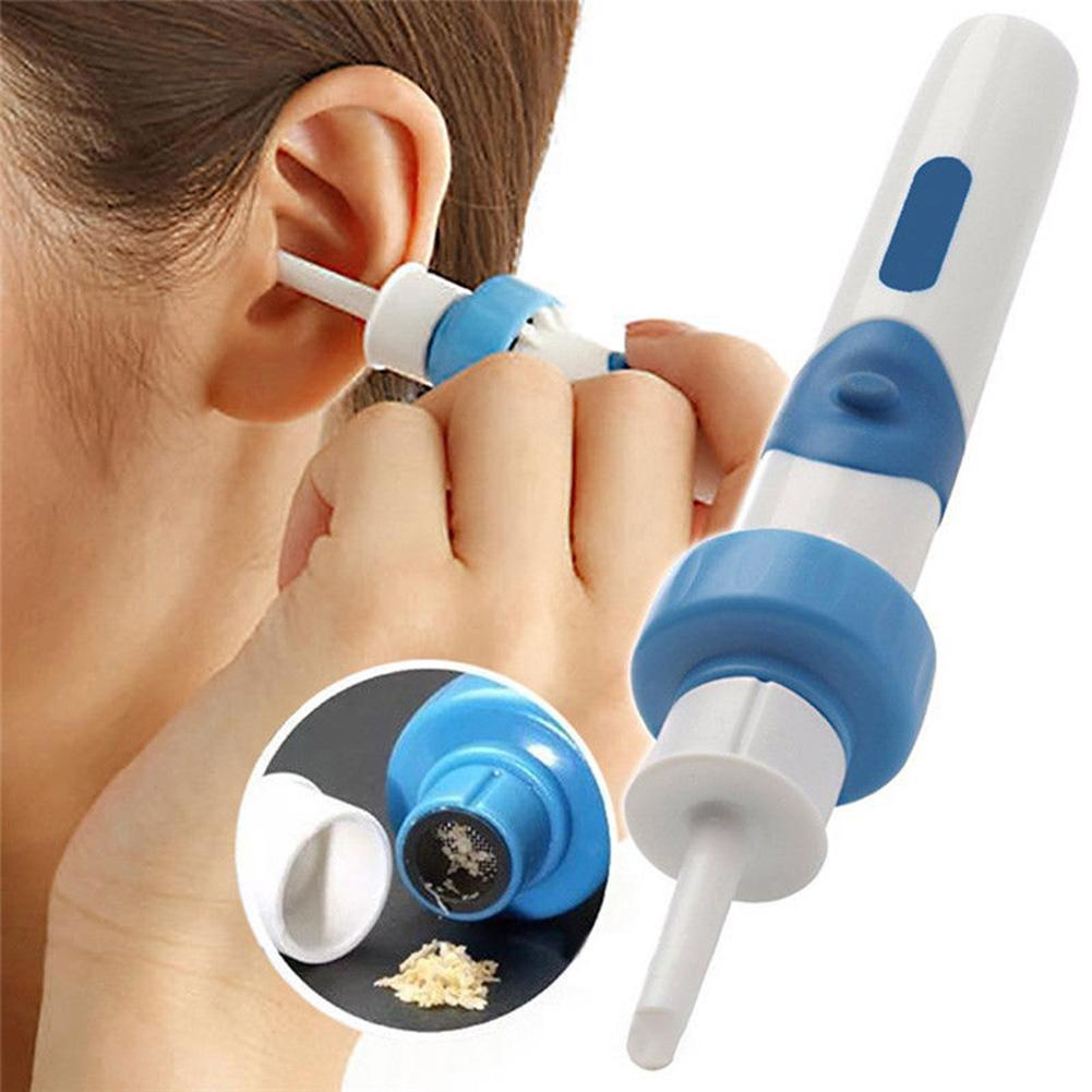 Protable Vacuum Ear Cleaner Machine Electronic Cleaning Ear Wax Removes Earpick Cleaner Prevent Ear-pick Clean Tools Care Newest