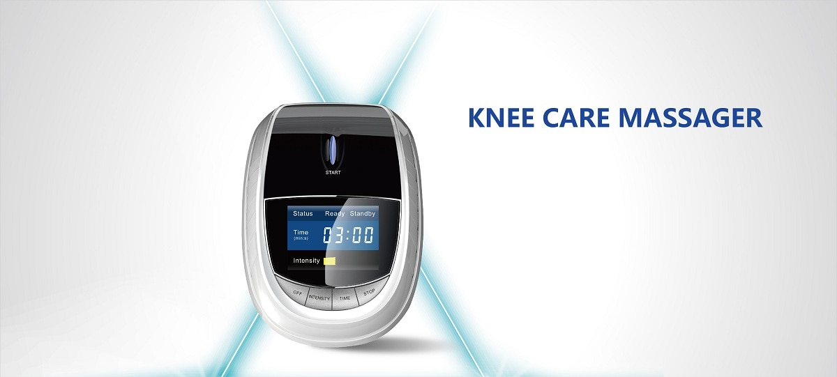 Cold Laser Knee Massager. Knee Pain Physical therapy. Electric Knee Care. for osteoarthritis rheumatic arthritis 110-220V US EU