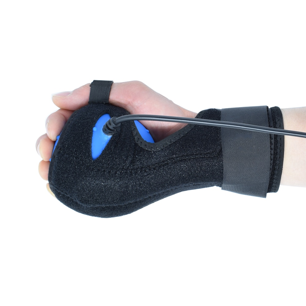 Far infrared Finger grip Rehabilitation Training Finger Hemiplegia Finger Recovery Physiotherapy Equipment Training Massager