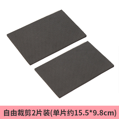 2/30/48pcs/lot Chair Leg Pads Floor Protectors for Furniture Legs Table Leg Covers Round Bottom Anti-Slip Pads Rubber Feet