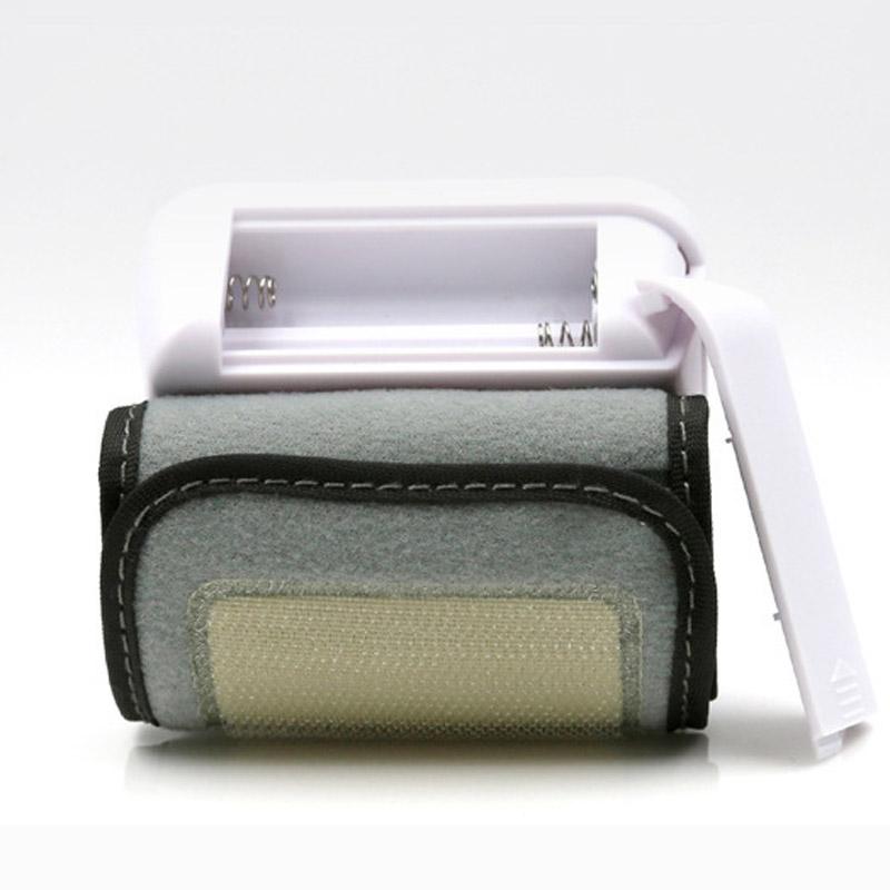 Health Care BP Sphygmomanometer big Wrist Blood Pressure meter Pulse Rate Heart Beat Monitor Device Equipment Tonometer machine