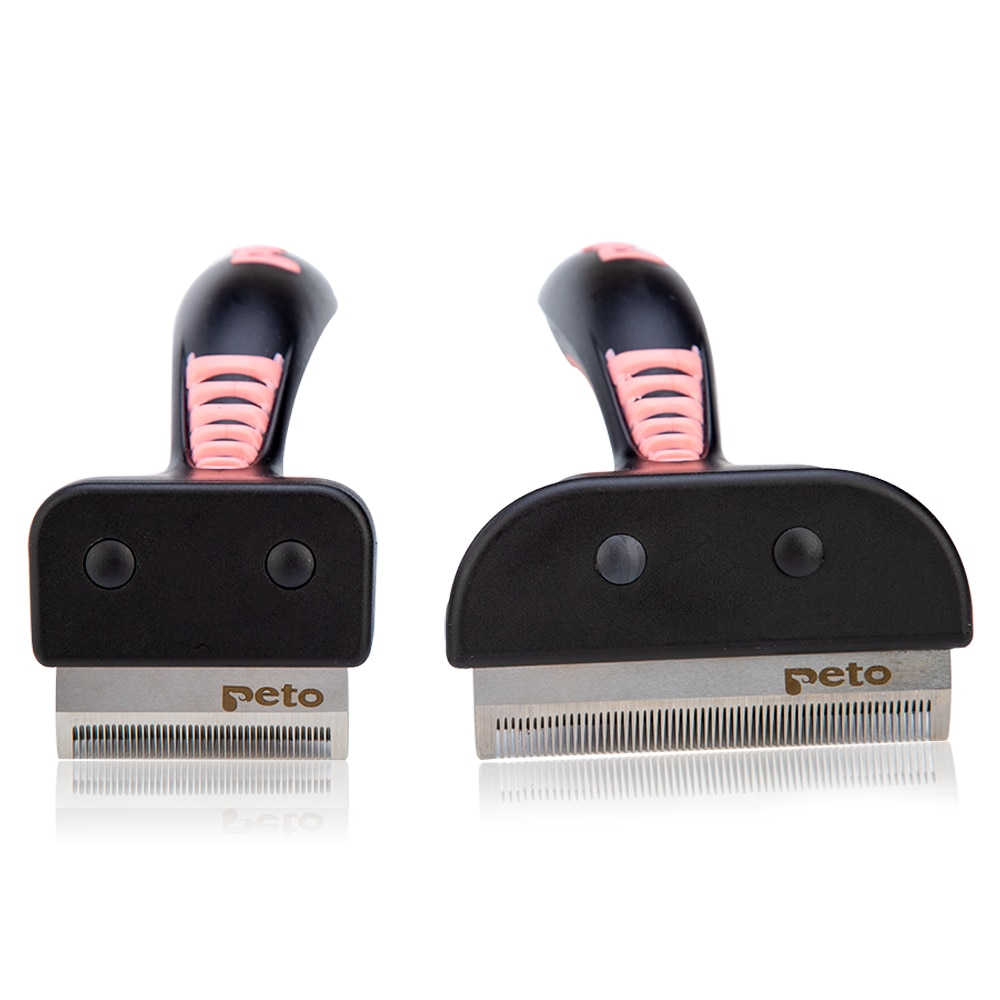 Pet Hair Deshedding Comb Pet Dog Cat Brush Grooming Tool Hair Removal Comb For Dogs Cats comb