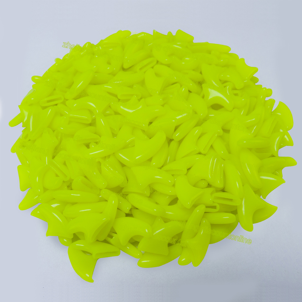 20pcs Silicone Soft Cat Nail Caps / Cat Paw Claw / Pet Nail Protector/Cat Nail Cover with free Glue and Applictor