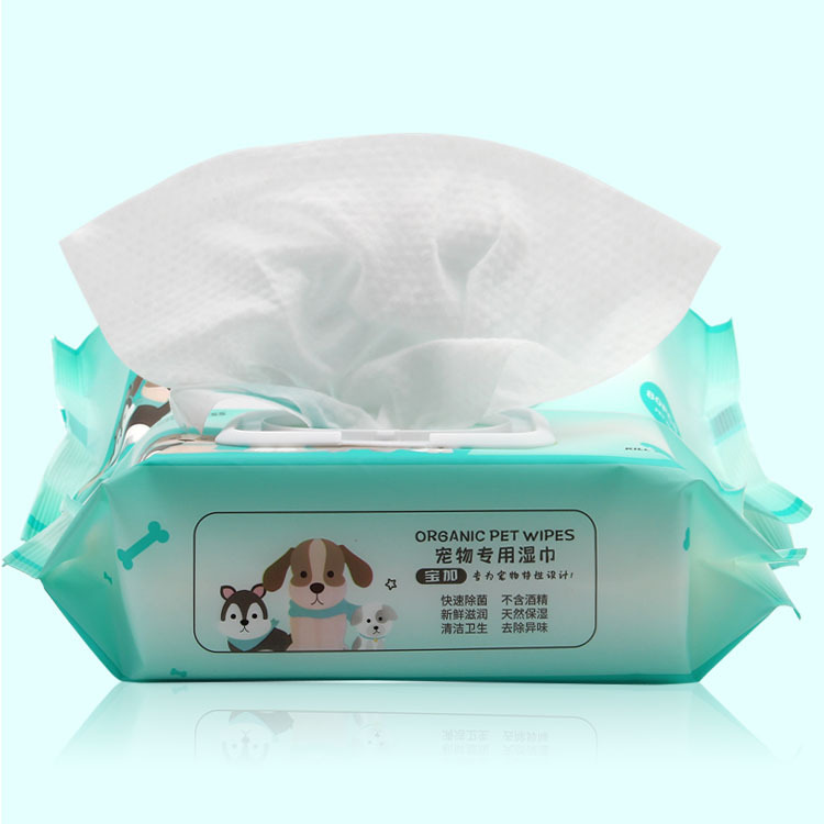 Pet cleaning wipes wipes for dogs and cats universal disinfection care pet wipes
