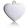 Heart white