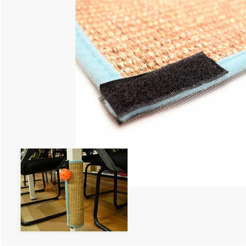 Cat Scratch Board Cat Scratcher Kitten Mat Climbing Tree Chair Table Mat Furniture Protector Cat Play Toys