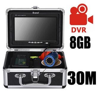 30M double LED DVR