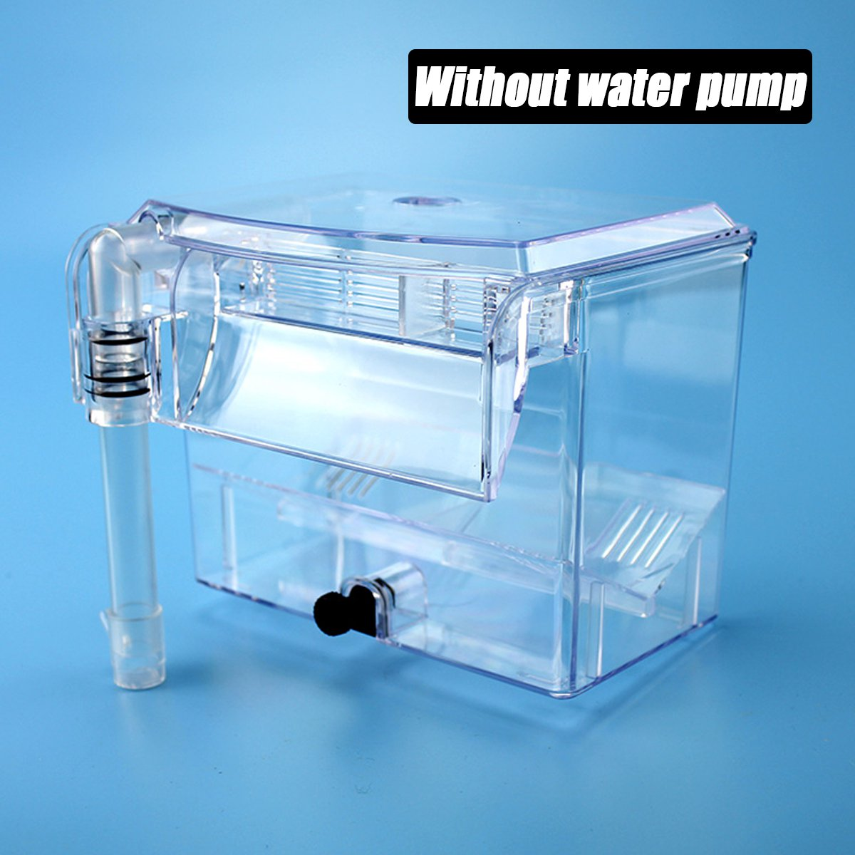Without Pump