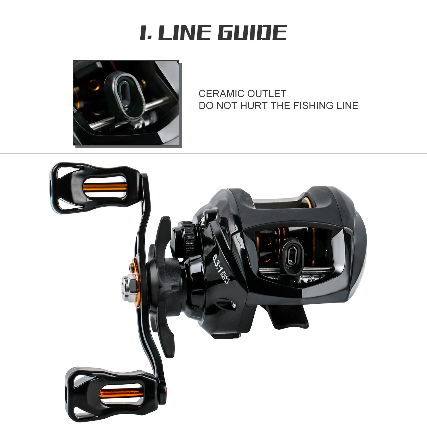Sougayilang Carbon Fiber Fishing Rod and Reel Combos 4 Section Top Quality Casting Fishing Pole 12+1BB Reel Fishing Set