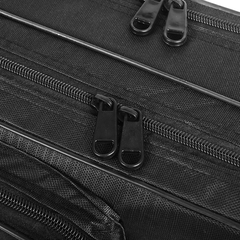 LEO 70CM / 80CM Portable Fishing Rod Bag Fishing Pole Carry Bag Fishing Tackle Tool Case Fishing Gears Organizer Storage Bag