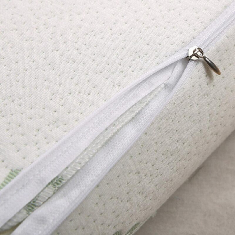 Slow Rebound Bamboo Fiber Pillow Memory Foam Pillows Healthy Breathable Pillow Orthopedic Neck Fatigue Relief Sleeping