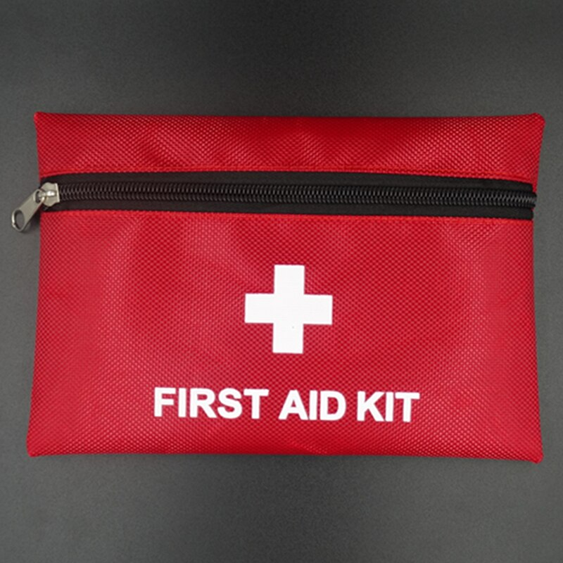 New First Aid Kit Outdoor Travel Sports Small  First Aid kit Bag Emergency Survival kit Indoor medical box Promotion