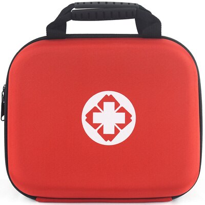 Portable red bag
