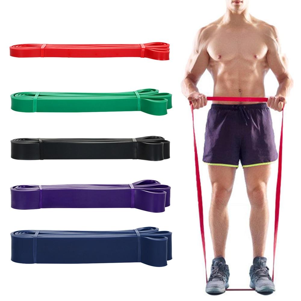 3PCS Resistance Bands Set Pull up Elastic Bands Set for Fitness Yoga Home Gym Squat Training Exercise Workout Bands 760*80*1.5mm